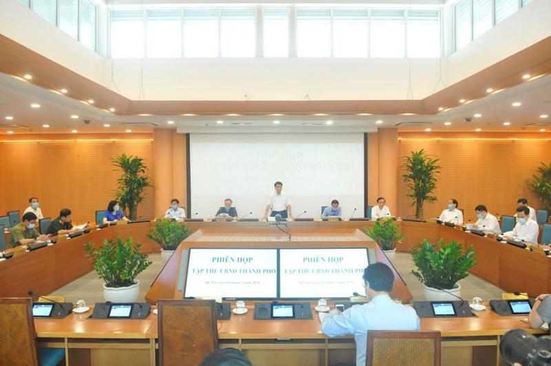 Hà Nội- ba kịch bản cho việc thực hiện kế hoạch phát triển kinh tế, xã hội trong quý II năm 2020