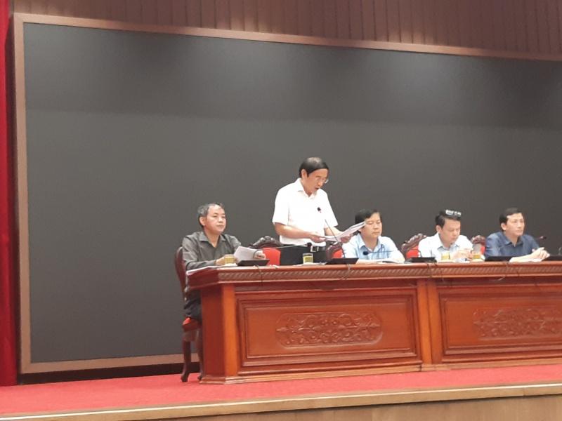 Hà Nội- Công tác phòng chống thiên tai trên địa bàn thành phố