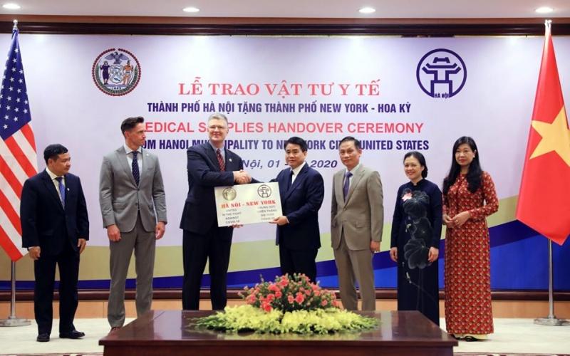 Đại sứ Mỹ nhận định: Việt Nam và Hà Nội đã chủ động, minh bạch chống dịch Covid -19