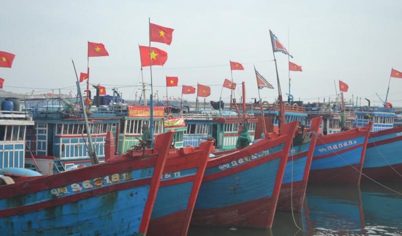 Lý Sơn- ước mơ bám đất, bám biển của người dân đảo