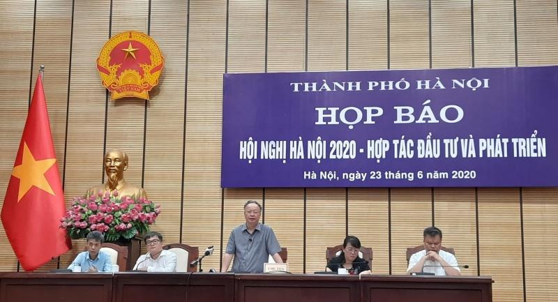 Hà Nội gửi thông điệp mạnh mẽ trong kêu gọi đầu tư