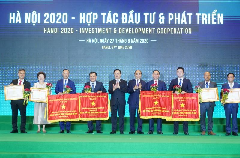 Hội nghị ''Hà Nội 2020 - Hợp tác đầu tư và phát triển''- đón đợi nhiều cơ hội