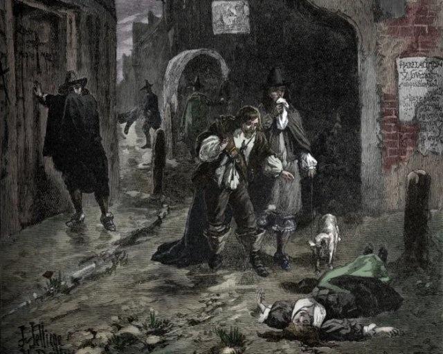 5 đại dịch kinh hoàng nhất từng ám ảnh thế giới trong quá khứ