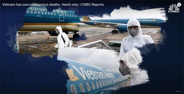 Phân tích  của Truyền hình Mỹ về lý do Việt Nam không có ai tử vong vì Covid-19