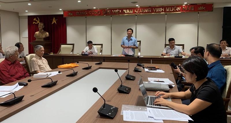 Thanh Trì hoàn thiện tiêu chí để huyện trở thành quận