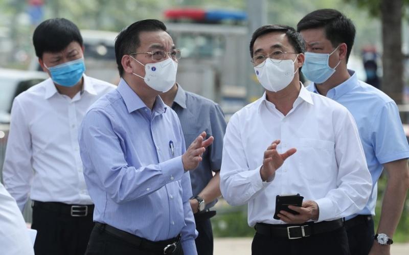 Chủ tịch Thành phố Hà Nội kêu gọi người dân khai báo y tế thường xuyên