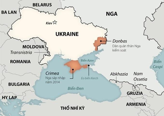 nga kien ukraine chan nguon nuoc cua crimea