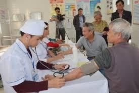 Hà Nội đầu tư công tác chăm sóc sức khỏe nhân dân