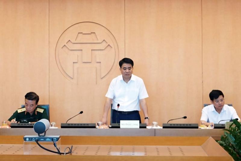 Hà Nội đề nghị truyền thông rộng rãi để người về từ Đà Nẵng từ 15-7 đến nay phối hợp lấy mẫu xét nghiệm ngay