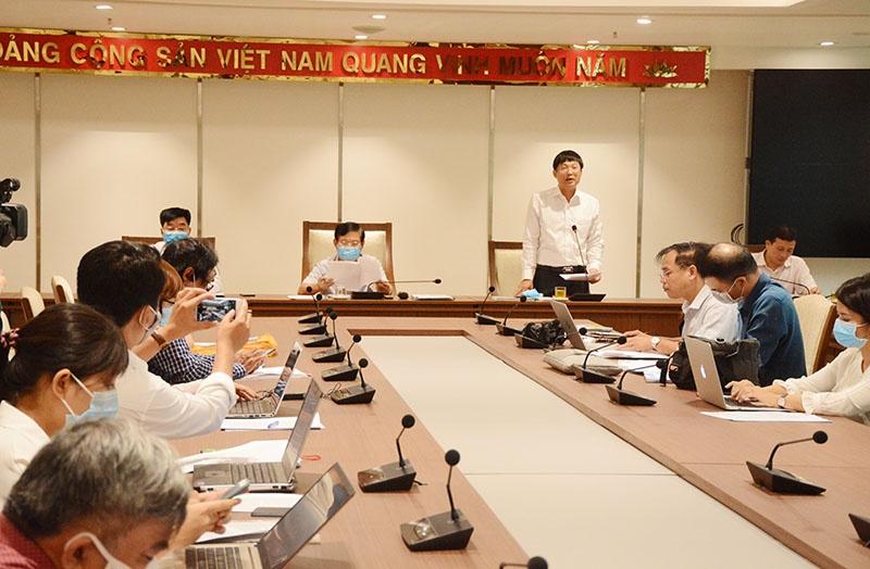 Quận Cầu Giấy có 5.342 trường hợp về từ Đà Nẵng