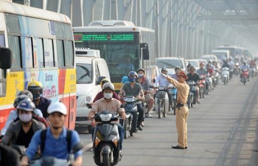Hà Nội: Đảm bảo trật tự an toàn giao thông trong điều kiện diễn biến mới
