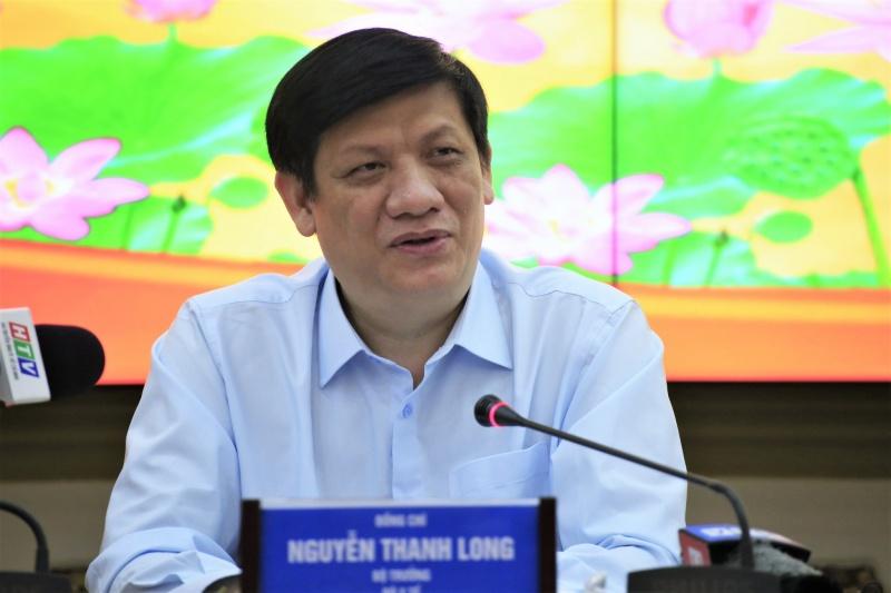 Bộ trưởng Nguyễn Thanh Long đề nghị y tế tư nhân TP.HCM chung tay chống dịch