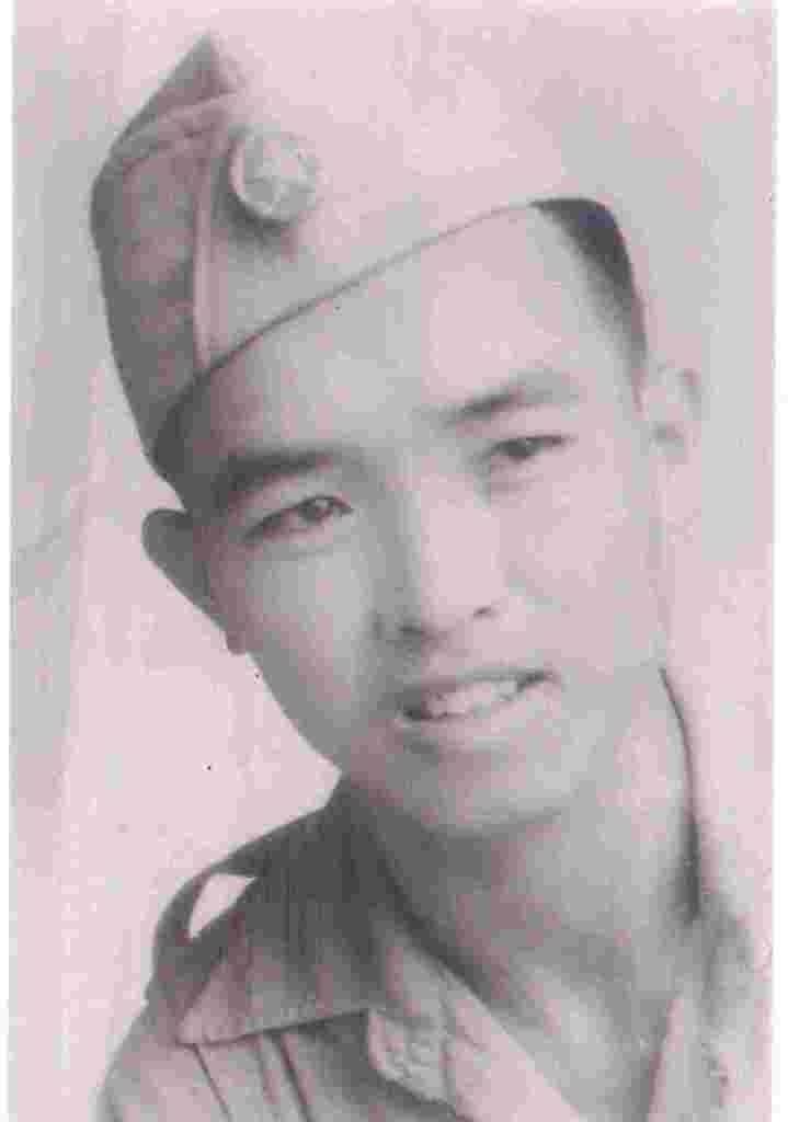 Trần Quang Thường, một Trung đoàn phó Trung đoàn 52 Tây Tiến