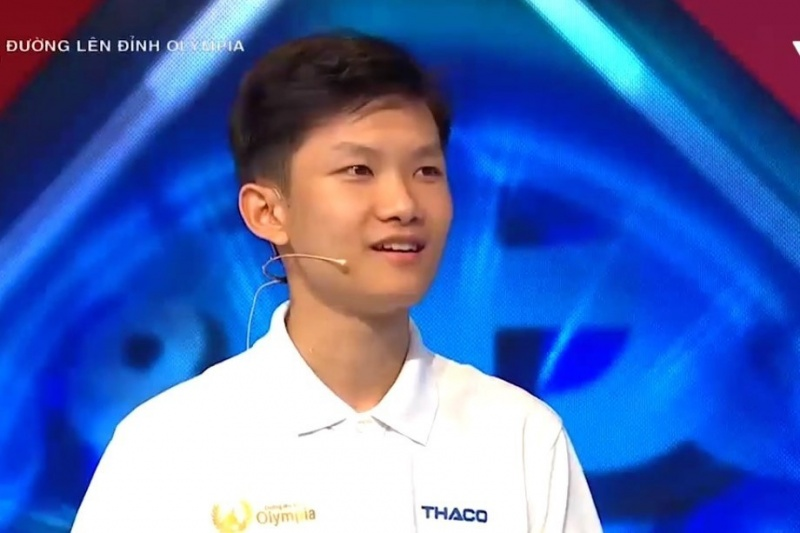 4 thi sinh thi chung ket duong len dinh olympia 2020 dieu gi dac biet