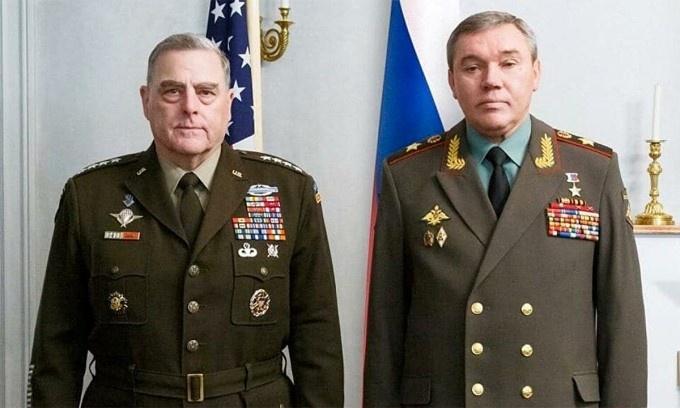Cuộc hội đàm 6 tiếng tại Phần Lan của Tư lệnh quân đội hai nước Nga- Mỹ
