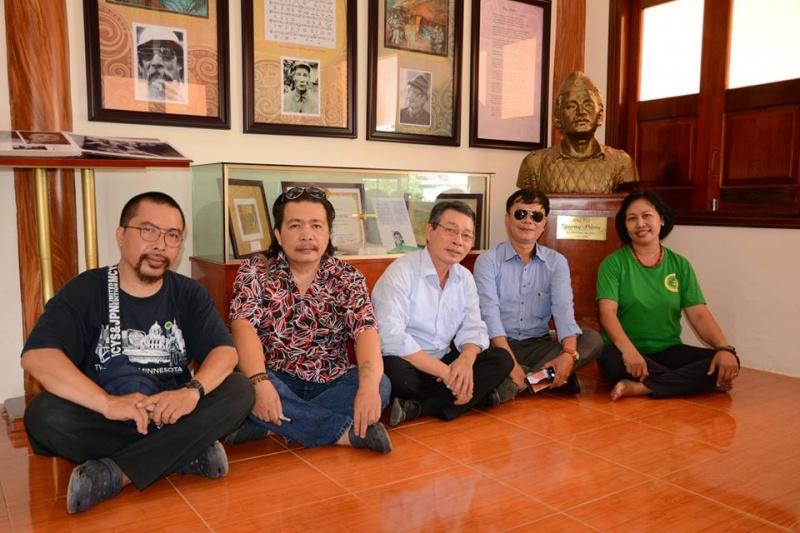 Câu chuyện của những người con nhà thơ Quang Dũng