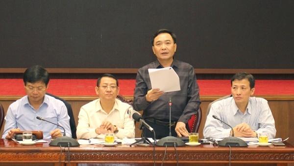 Hà Nội: huyện Mê Linh phấn đấu đạt huyện chuẩn nông thôn mới vào năm 2021