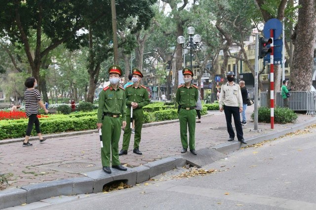 Chủ tịch Hà Nội ban hành công văn hỏa tốc liên quan đến dịch Covid-19