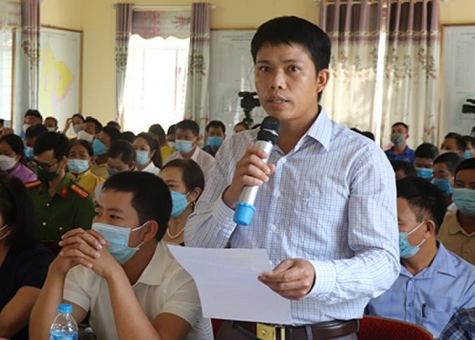 Yên Bái: Cử tri đề nghị nâng mức xử phạt các hành vi vi phạm về môi trường