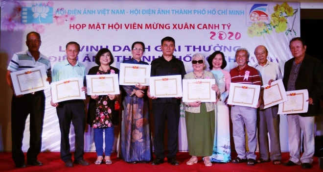 vinh danh giai thuong hoi dien anh nam 2019