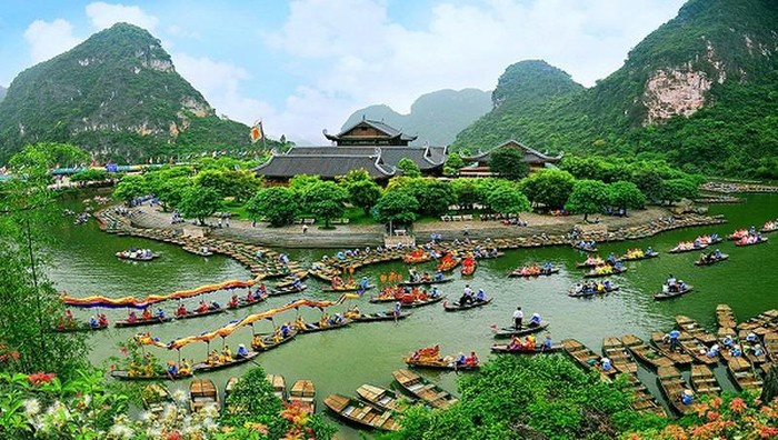 Năm Du lịch Quốc gia 2020: Ninh Bình phấn đấu đón gần 7,8 triệu lượt du khách