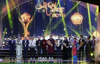 Vinh danh 15 nghệ sĩ đoạt Giải thưởng Mai Vàng năm 2019