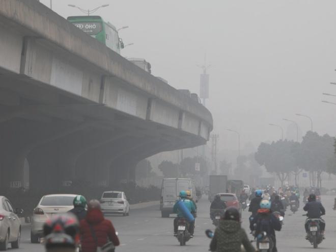Nghiên cứu giải pháp toàn diện để giảm thiểu ô nhiễm không khí tại Việt Nam