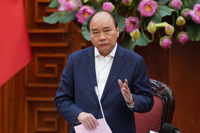 Thủ tướng Nguyễn Xuân Phúc đề nghị các Bộ, ban, ngành, địa phương vào cuộc phòng, chống dịch bệnh viêm đường hô hấp cấp do chủng mới của virus Corona