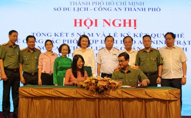 Phối hợp nâng cao chất lượng quản lý du lịch tại Thành phố Hồ Chí Minh