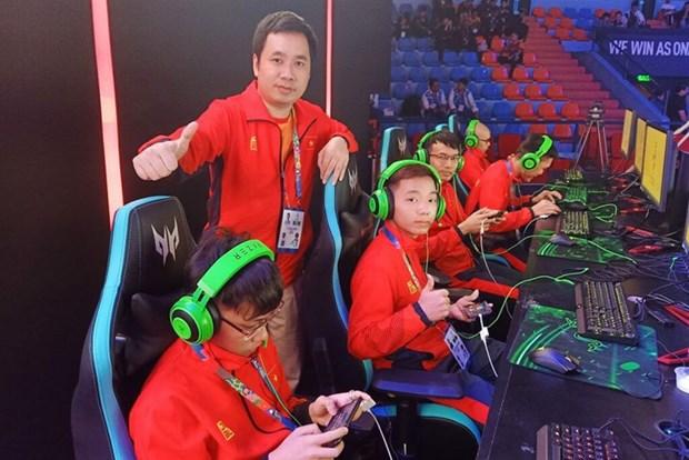 Hai hệ thống giải đấu thể thao điện tử sẽ được tổ chức thường niên từ năm 2021