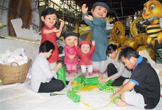 Đường hoa Nguyễn Huệ 2021 - không gian trải nghiệm đáng nhớ dịp Xuân Tân Sửu