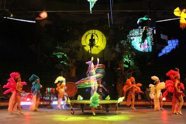 Xiếc Việt ngày càng nâng tầm chất lượng, đến gần với khán giả