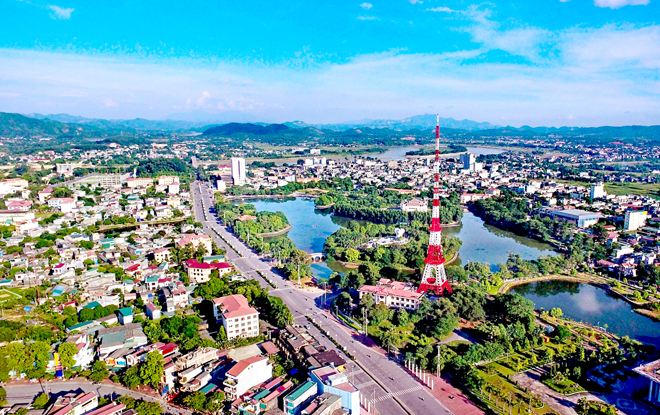 'Thủ đô kháng chiến' Tuyên Quang hướng về Đại hội XIII của Đảng