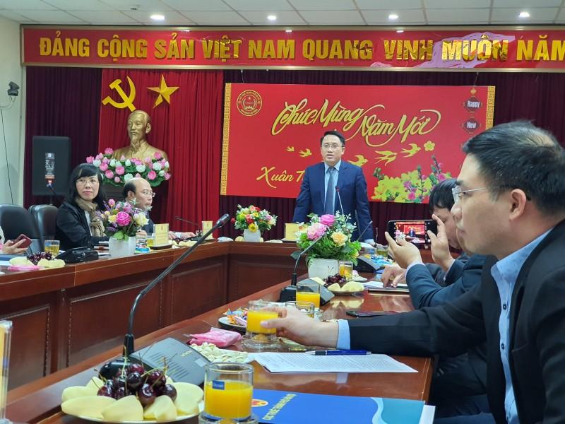 Cục Thuế Hà Nội gặp mặt các cơ quan thông tấn báo chí