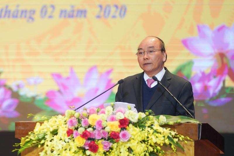 thu tuong chinh phu nguyen xuan phuc thanh tuu cua vinh phuc la minh chung song dong cho duong loi doi moi dung dan cua dang