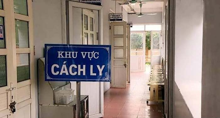 phu tho cach ly mot truong hop lao dong tro ve tu trung quoc