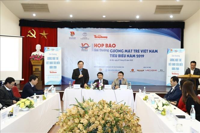 20 đề cử vào vòng bình chọn trực tuyến Gương mặt trẻ Việt Nam tiêu biểu năm 2019