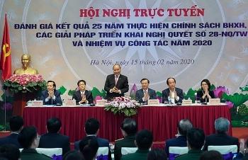 Bảo hiểm xã hội Việt Nam – 25 năm vững trụ cột an sinh