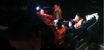 Biên phòng Nghệ An kịp thời ứng cứu ngư dân bị nạn trên biển