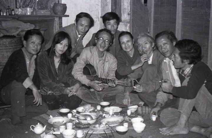 'Những người muôn năm cũ' - cuốn biên niên sử sinh động về giới văn nghệ sỹ Việt Nam nổi tiếng một thời sắp ra mắt công chúng