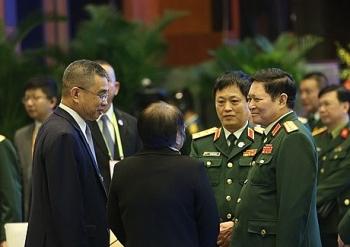 Tăng cường hợp tác nội khối về các vấn đề quốc phòng - an ninh chiến lược