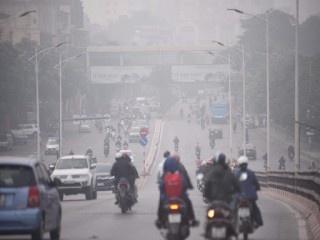 Chất lượng không khí ở Bắc Bộ có hại cho sức khỏe, Nam Bộ nắng nóng 35 độ C