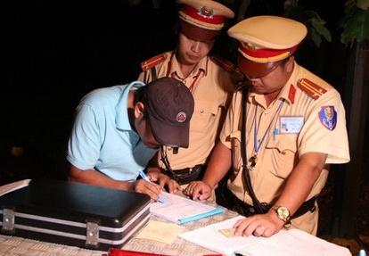 Thí điểm nộp tiền phạt vi phạm hành chính trong lĩnh vực giao thông qua Cổng dịch vụ công quốc gia