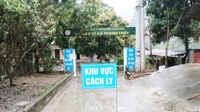 co 129 nguoi o ha giang xet nghiem am tinh hoan thanh 14 ngay cach ly theo quy dinh