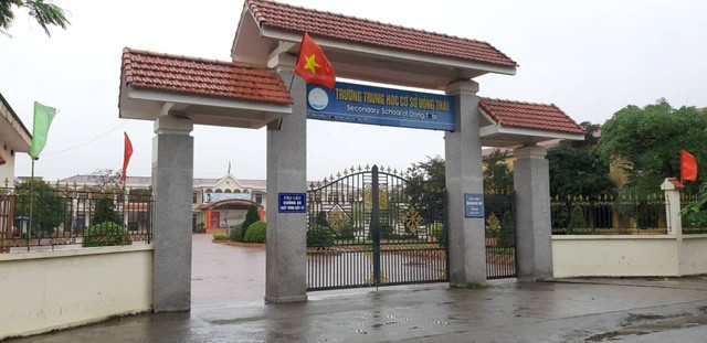 Hải Phòng: Xử lý vụ Phó Hiệu trưởng Trường Trung học cơ sở vi phạm đạo đức nghề giáo
