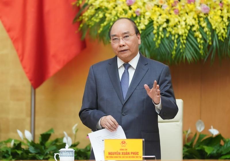 """Thủ tướng Nguyễn Xuân Phúc: Tăng cường chế biến nông sản để giải quyết tình trạng """"được mùa rớt giá"""""""