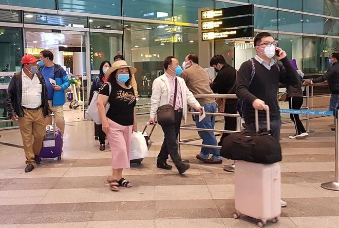 Đà Nẵng cách ly hai trường hợp đến từ vùng dịch tại Hàn Quốc