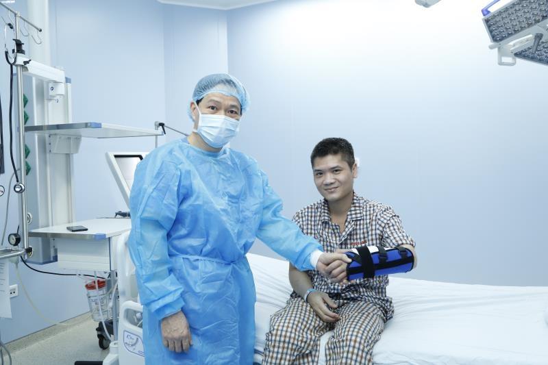 Thực hiện thành công ca ghép chi thể đầu tiên trên thế giới từ người cho sống