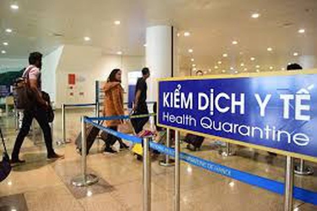 Bộ Y tế hướng dẫn việc cách ly với người đến từ hoặc đi qua Hàn Quốc