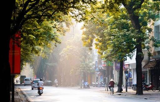 Bắc Bộ đêm và sáng trời rét, Nam Bộ có nơi nắng nóng trên 35 độ C